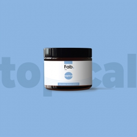 Fab CBD Muscle & Joint Topical: Fresh (600mg)