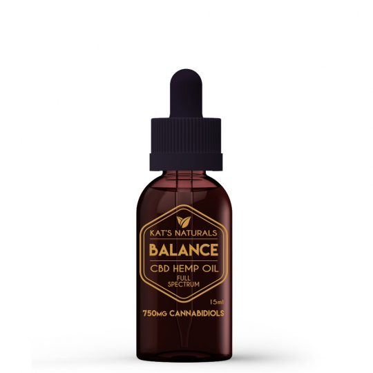 Balance Full Spectrum CBD Oil