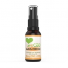 300mg Dutch CBD Oil Spray