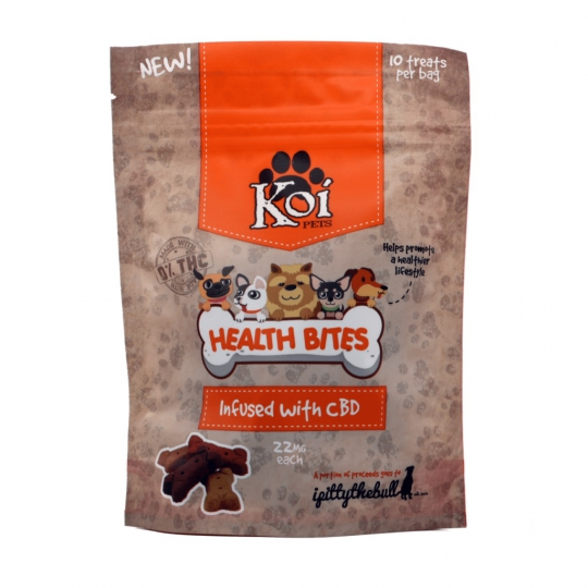 Koi Health Bites For Dogs